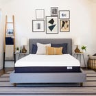 """Simmons Beautysleep 8 Inch Bed in A Box Lux Firm Full Mattress Only OVMB101905 - Clearance Model """"As-Is"""""""
