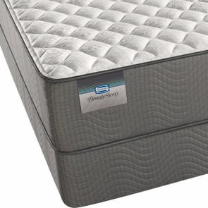 King Simmons BeautySleep Sparkle Sky III Firm Mattress