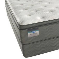 King Simmons BeautySleep Star Fall III Luxury Firm Pillow Top Mattress