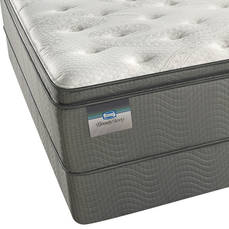 Queen Simmons BeautySleep Star Fall III Plush Pillow Top Mattress