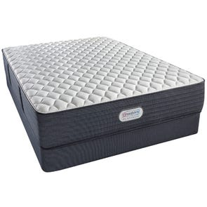King Simmons Beautyrest Platinum Phillipsburg III Extra Firm 13.5 Inch Mattress