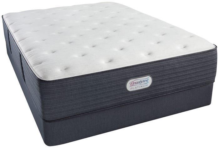 Simmons Beautyrest Platinum Phillipsburg III Luxury Firm Mattress