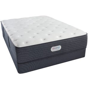 Queen Simmons Beautyrest Platinum Phillipsburg III Luxury Firm 13.8 Inch Mattress