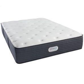 Queen Simmons Beautyrest Platinum Phillipsburg III Luxury Firm Mattress with FREE Simple Motion Adjustable Base