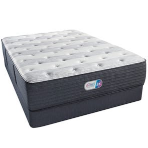 Queen Simmons Beautyrest Platinum Tillingham III Luxury Firm Mattress