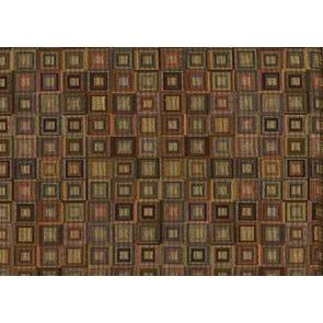 SIS Custom Fabrics Valance in Parisien Stripe