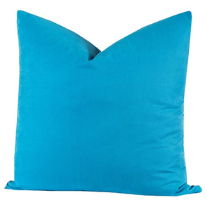 SIS Covers Crayola 20 x 20 Pillow in Cerulean