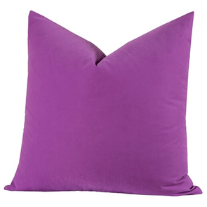 SIS Covers Crayola 26 x 26 Pillow in Vivid Violet