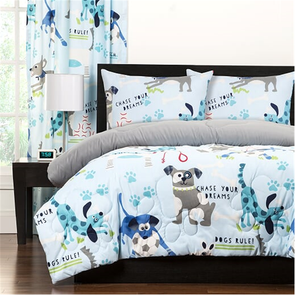 SIS Covers Crayola Chase Your Dreams Full/Queen Comforter Set
