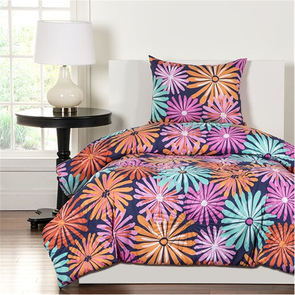 SIS Covers Crayola Dreaming Of Daisies Twin Comforter Set