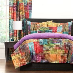SIS Covers Crayola Etch Full/Queen Comforter Set