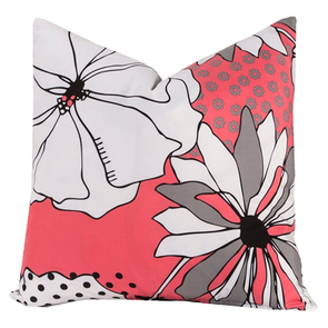 SIS Covers Crayola Flower Patch 16 x 16 Pillow