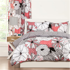 SIS Covers Crayola Flower Patch Full/Queen Comforter Set