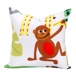 SIS Covers Crayola Jungle Love 16 x 16 Pillow