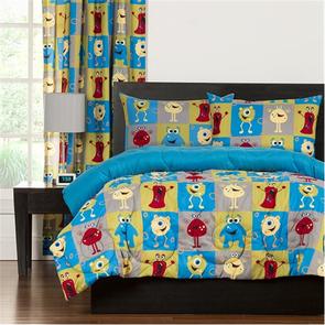 SIS Covers Crayola Monster Friends Full/Queen Comforter Set