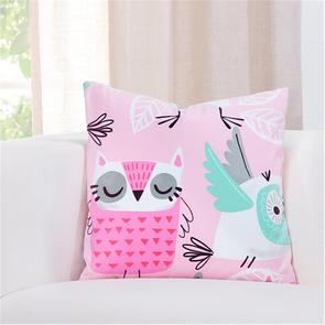 SIS Covers Crayola Night Owl 20 x 20 Pillow