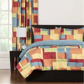 SIS Covers Crayola Paint Box Full/Queen Comforter Set