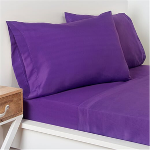 SIS Covers Crayola Queen Microfiber Sheet Set in Royal Purple