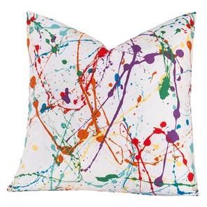 SIS Covers Crayola Splat 26 x 26 Pillow