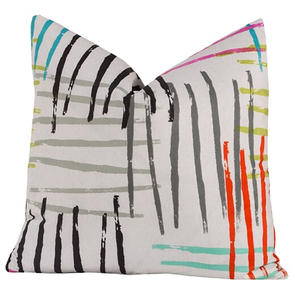 SIS Covers Crayola Stroke of Genius 16 x 16 Pillow