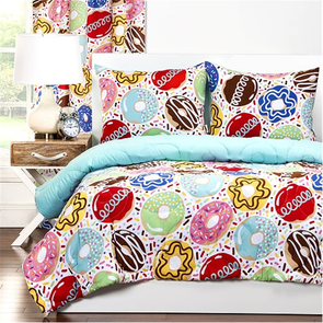 SIS Covers Crayola Sweet Dreams Full/Queen Comforter Set