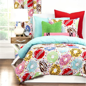 SIS Covers Crayola Sweet Dreams Twin Comforter Set
