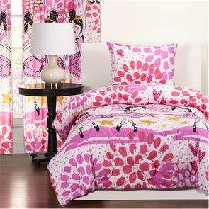 SIS Covers Crayola Twinkle Toes Twin Comforter Set