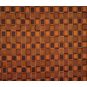 SIS Custom Fabrics Valance in Scribble Stripe