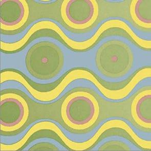 SIS Custom Fabric Full Futon Cover in Whimsy