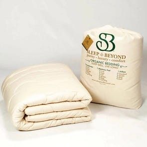 Sleep & Beyond Organic Merino Wool Comforter