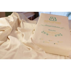 Sleep & Beyond Organic Cotton Sheet Set