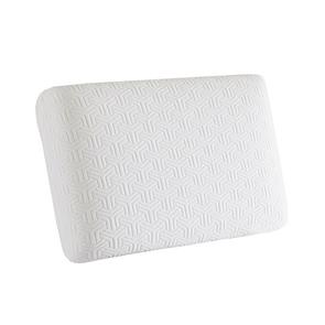 Sleep Philosophy Classic Gel Memory Foam Standard Pillow in White by JLA Home