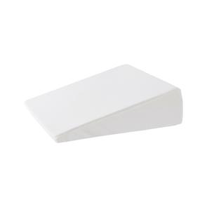 Sleep Philosophy Memory Foam Wedge Pillow in White by JLA Home