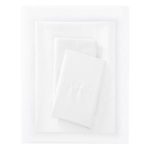 Sleep Philosophy Smart Cool Microfiber Twin Sheet Set in White by JLA Home