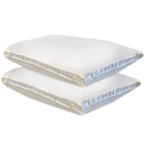 Soft-Tex Medium Density Pillow 2 Pack
