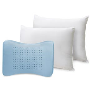 Soft-Tex MemoryLOFT Classic Pillow 2 Pack