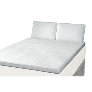 Soft-Tex SensorPedic Luxury Extraordinaire 3'' Memory Foam Topper