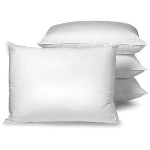 Soft-Tex UltraFresh Standard Size Bed Pillow 4 Pack