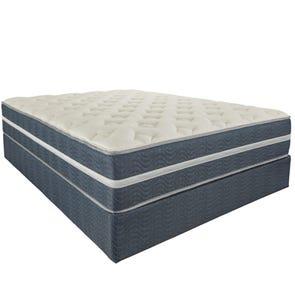 King Southerland American Sleep Grant Plush 14 Inch Mattress