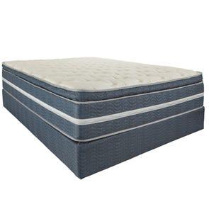 King Southerland American Sleep Grant Super Pillow Top 14.75 Inch Mattress