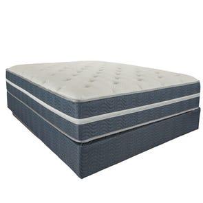 King Southerland American Sleep Truman Plush 14.25 Inch Mattress