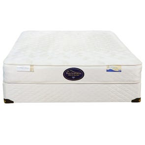 Full Spring Air Back Supporter Value Anchor Bay Firm 9.5 Inch Mattress