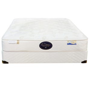 Twin Spring Air Back Supporter Value Anchor Bay Plush 10 Inch Mattress