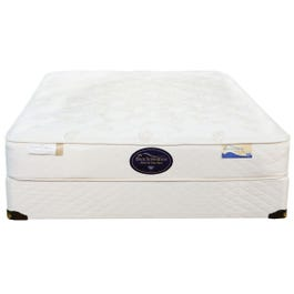 King Spring Air Back Supporter Value Anchor Bay Plush Mattress