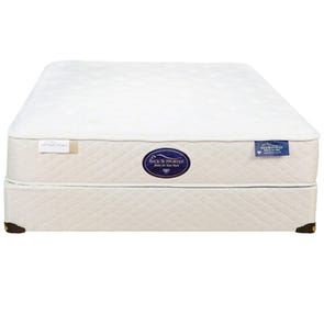 Twin Spring Air Back Supporter Latex Aristocrat Firm Mattress