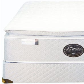 Spring Air Back Supporter Four Seasons Athena Plush Pillowtop 16 Inch King Mattress Only SDMB012042 - Scratch and Dent Model ''As-Is''