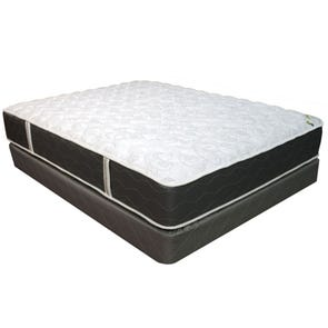 Spring Air Four Seasons Back Supporter Autumn Breeze Double Sided Firm Custom Mattress (widths from 39 - 53 Inches)