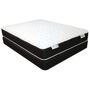 Queen Spring Air Four Seasons Back Supporter Preference Double Sided Firm 10 Inch Mattress