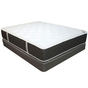 Spring Air Four Seasons Back Supporter Spring Dreams Double Sided Plush Custom Mattress OVML022030 - Size 40 W x 73 L
