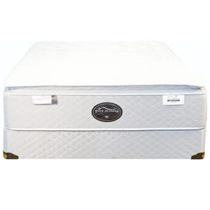 Cal King Spring Air Back Supporter Four Seasons Premiere Firm Pillowtop 15 Inch Mattress